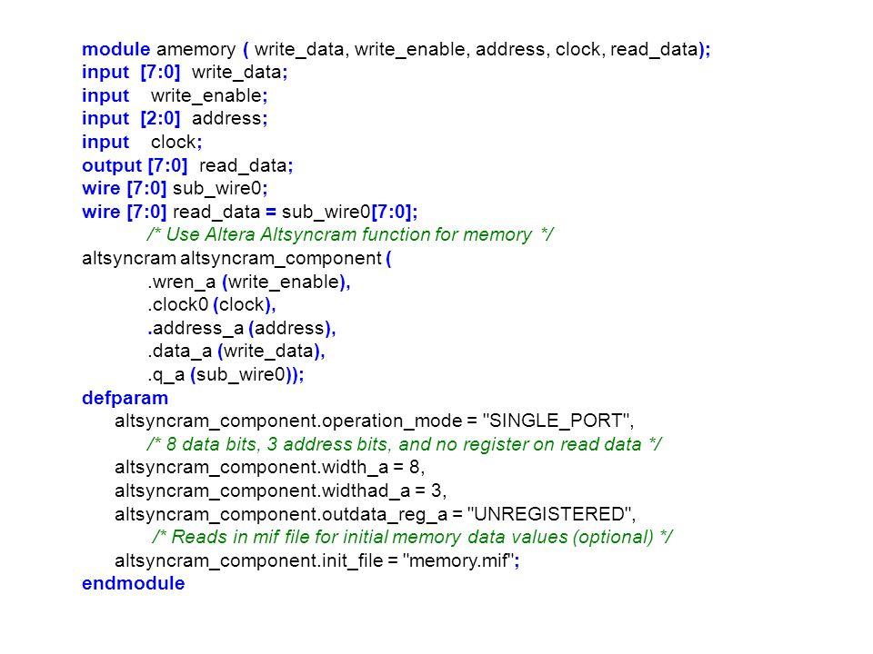wire [7:0] read_data = sub_wire0[7:0];